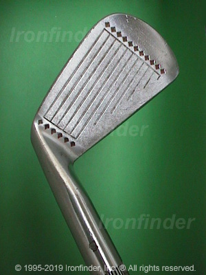 Face side of MacGregor SILVER SCOT MODEL 915 Irons head