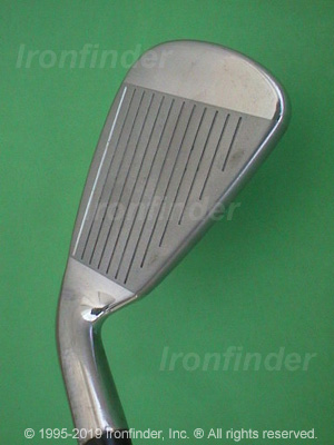 Face side of Cleveland Tour Action TA7 Tour Irons head