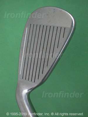 Face side of Cleveland Classic Collection for Women Irons head