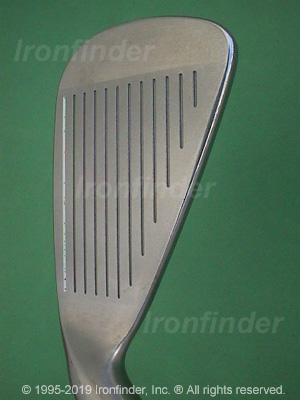Face side of Ping S59 Tour (with ferrule) Irons head