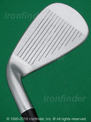 Face side of MacGregor M455 V-FOIL Forged Irons head