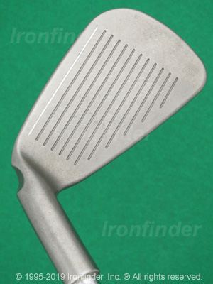 Face side of Ping S59 (no ferrule) Irons head