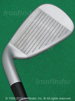 Face side of Cleveland Tour Action TA7 W-Series Irons head