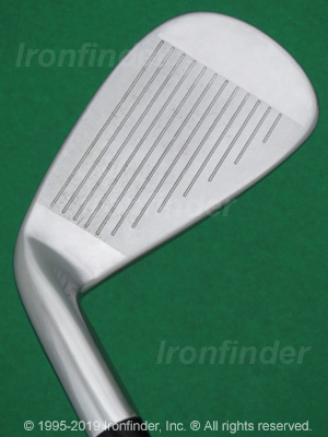 Face side of MacGregor M565 V-FOIL SPEED (Forged) Irons head