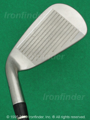 Face side of Nike SQ Sumo Irons head