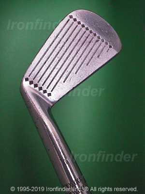 Face side of MacGregor Tommy Armour (TOURNEY) Rec. 985 Irons head