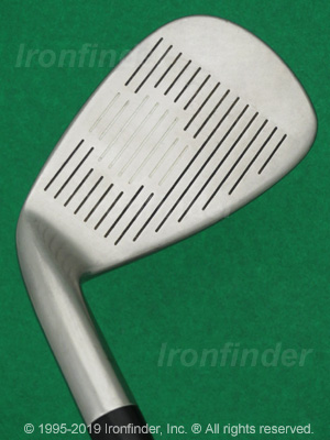 Face side of Nike CPR (Original) Irons head