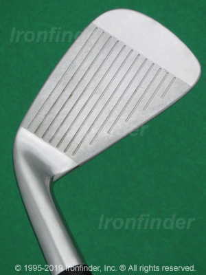 Face side of Cleveland CG Tour Irons head