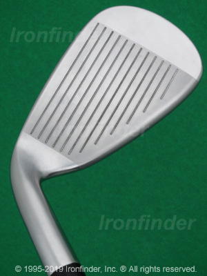 Face side of Mizuno JPX 800 HD Irons head