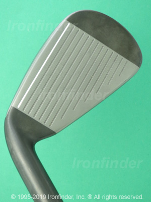 Face side of TaylorMade M2 TOUR Irons head