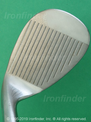 Face side of Cleveland Classics 691 Wedges Irons head