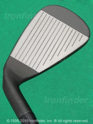 Face side of Callaway Steelhead XR PRO Irons head