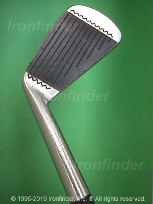 Face side of MacGregor MT Tourney MT2 Irons head