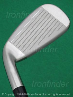 Face side of Cleveland LAUNCHER HB Irons head