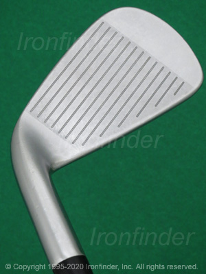 Face side of Callaway APEX PRO FORGED Irons head