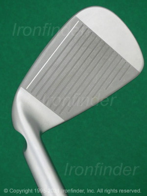 Face side of Ping i500 Forged Irons head