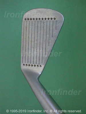 Face side of MacGregor Nicklaus MUIRFIELD Lite Irons head