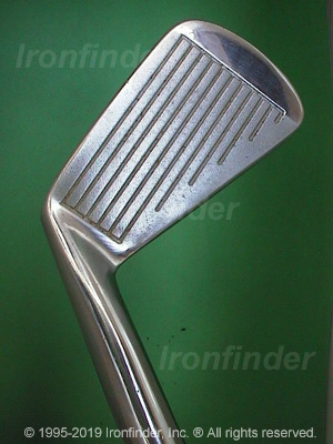 Face side of MacGregor the 985 Tourney Custom Irons head