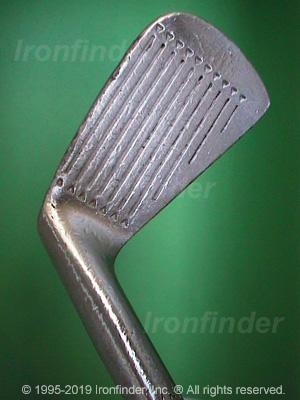 Face side of RAM Golden Ram XPD-100 Irons head