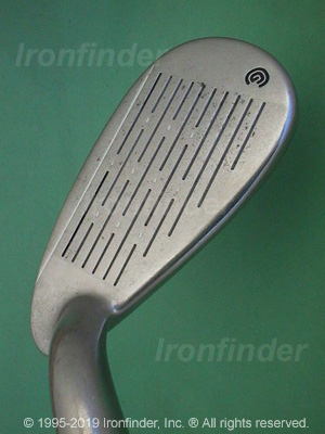 Face side of Cleveland VAS 792 Irons head