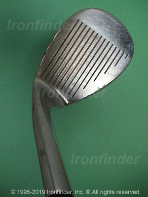 Face side of MacGregor R271 Jack Nicklaus Irons head
