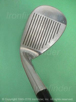 Face side of Mizuno Faldo Irons head