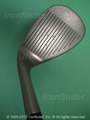 Face side of Cleveland Tour Action BeNi REG 797 Irons head
