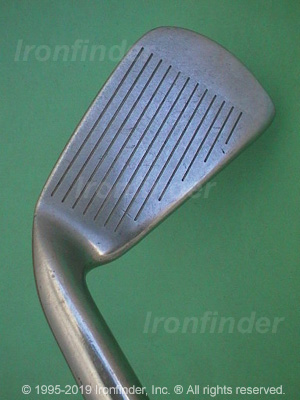 Face side of Mizuno TC29 - Mid Size Irons head