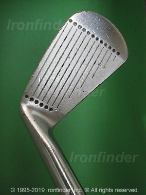 Face side of MacGregor SILVER SCOT MODEL P59 Irons head