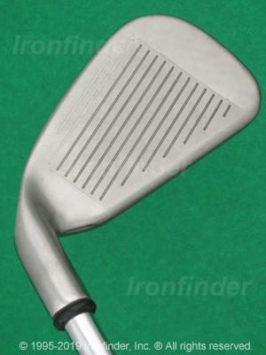 Face side of Callaway SteelHead X-14 Pro Series Irons head