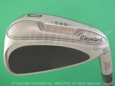Ironfinder: Cleveland Single, Individual, Replacement Irons